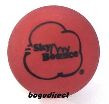 6 SKY BOUNCE RED COLOR - HAND BALLS / RACKET BALL RACQUETBALL