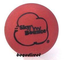 6 SKY BOUNCE RED COLOR - HAND BALLS / RACKET BALL RACQUETBALL