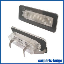 LED SMD SET SMART Kennzeichenbeleuchtung Kennzeichen Leuchte SMART 451