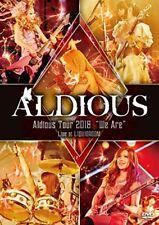 New Aldious Tour 2018 We Are Live at LIQUIDROOM DVD Japan ALDI-019 4580413076213