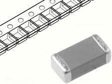 50 SMD Kondensatoren, 100nF, 50V, Bauform 1206, 10% Toleranz, Keramikkondensator