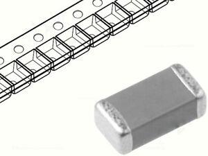 1206 1NF-100UF SMD Kondensator 6.3V-100V SMT Vielschichtig Keramik kondensator