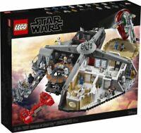 LEGO Star Wars (75222). Tradimento a Cloud City