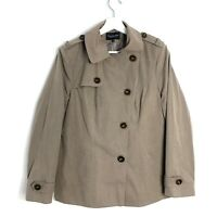Debenhams Collection Ladies Grey Jacket Coat size 12