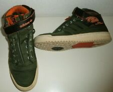 Adidas Star Wars Han Solo Originals Forum Mid S.W. Trainers Shoes 9 9.5 43 1/3