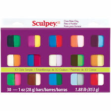Sculpey Clay Modelling Supplies