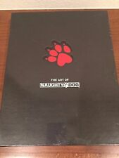 Brand New & Sealed The Art of Naughty Dog Limited Edition 30th Anniversary