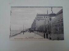 Vintage Postcard CABOURG Boulevard Des Anglais - Le Casino - LL 72