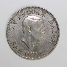 Sarawak 10 cents 1934  (SHZ681)