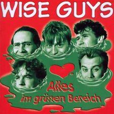 """WISE GUYS """"ALLES IM GRÜNEN BEREICH"""" CD REMASTERED NEU"""