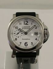 PANERAI 49 PAM49 49 049 40MM WATCH 2 STRAPS