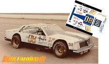 CD_2908 #08 Dale Earnhardt  Pontiac Lemans  1:64 Scale Decals   ~NEW~