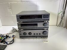 Sony Stereo Amplifier LBT-D705 Midi System Separate Full Working Order #1734