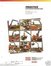 Equipment Brochure - Prentice - T-210D et al - Scrap Loader - c1991 (E2109)