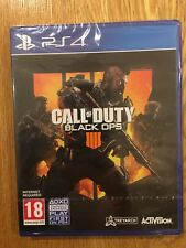 Call of Duty Black Ops 4 PS4 2018