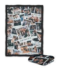 Friends TV Show Collage Photos Blanket ( KIDS / MEDIUM / LARGE )