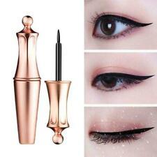 Rose Gold Bead Tube Magnetischer Liquid Eyeliner Schwarzer Skinny· Technik E6W1