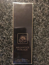 Clinique Aromatics in Black Eau de Parfum - 50ml/1.7oz - BRAND NEW -HOLIDAY SALE