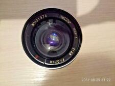 Helios 44-2 58mm Jupiter-11 4/135mm Mir-1 2.8/37mm Lot of Three Rare Lens Work