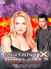 Mutant X - Season 1: Vol. 2 (DVD, 2003) BRAND NEW! FACTORY SEALED! FREE SHIPPING