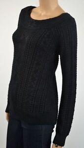 Ralph Lauren Medium M BLACK SWEATER NWT $129