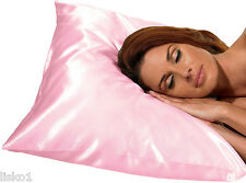 Betty Dain #122P Satin Pillow Case (PINK)
