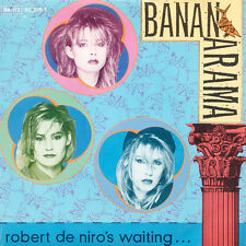 BANANARAMA Robert de Niro's waiting 45 Tours 2 Titres