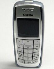 Nokia Classic 3120 - Silver (Unlocked) Cellular Phone