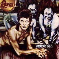 DAVID BOWIE : DIAMOND DOGS : REMASTERED 180 GRAM VINYL LP  NEW & SEALED