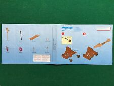 (Q46) CATALOGO 4438 PLAYMOBIL 2004 CATAPULTA Prospekt Catalogue KATALOG