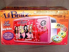 BRATZ Lil' EASY BAKE OVEN Hasbro (2004) NIB Never Opened Collectable Or Play 8+