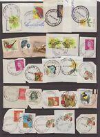 South Australia postmark selection on piece