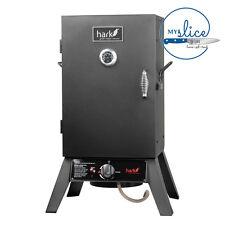 """Hark 24"""" Patio Gas Smoker - HK0528 - Smoking / Ribs / Brisket"""
