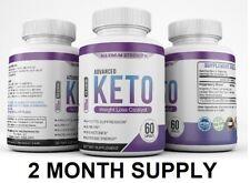 2CT Shark Tank Keto Burn Fat Burner With BHB Best Slimming Diet Pills That Work