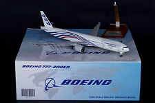"Boeing 777-300ER ""House Color"" Reg: N5017V JC Wings 1:200 Diecast Models XX2742"