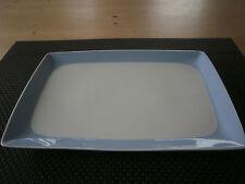 Platte eckig 29 cm Trend Factory no limit pastell blue Thomas Porzellan