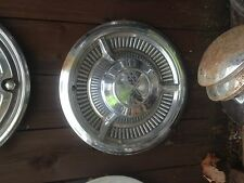 Vintage  Racing  Chrome Hub Cap Rat Rod Man Garage Wall art