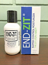 End-Zit Blemish Control Moisturizer 2oz - NEW IN BOX & FRESH!