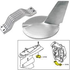Tecnoseal Anode Kit w/Hardware - Yamaha 200-300HP Hi-Performance - Aluminum