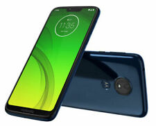Motorola Moto G7 SUPRA  XT1955-5 32GB  Marine Blue Cricket Wireless Single SIM