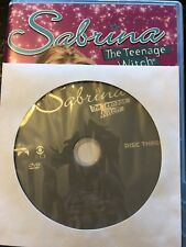 Sabrina the Teenage Witch - Season 7, Disc 3 REPLACEMENT DISC (not full season)