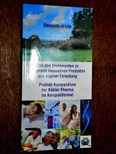 Köhler Pharma Elemenrs of Life Kompendium