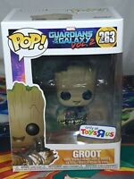 Marvel Guardians Of The Galaxy Vol.2 TRU Ex Groot #263 Pop Vinyl Bobble-Head Aus