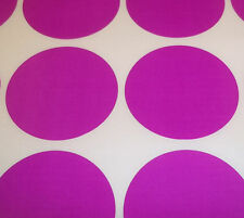 100 Light Purple 20mm 3/4 Inch Colour Code Dots Round Stickers Sticky ID Labels