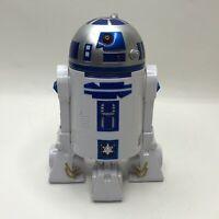 STAR WARS HASBRO 2008 R2-D2 remote control ASTROMECH DROID ROBOT NO REMOTE RARE