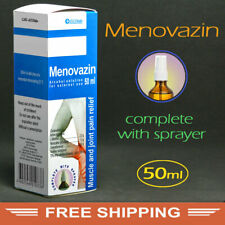 Menovazin / Menovasinum / Меновазин - Pain Relief - 50 ml with sprayer