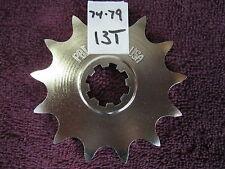"""1974-1979 Husqvarna """"PBI"""" COUNTER SHAFT SPROCKET 13 Tooth, 8 Spline 16-12-471-03"""