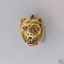 Vintage Class Of 1926 10K Gold Lapel Pin - Probably Penn State Nittany Lion - VR