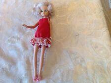 Vintage Mary Quant Daisy 1970's doll RARE CHARLESTON dress