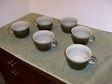 6 Rorstrand - Sweden, MAYA, Cups (NO SAUCERS)